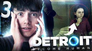 SKRZYWDZIŁ WŁASNĄ CÓRKĘ!  - Detroit: Become Human | JDabrowsky