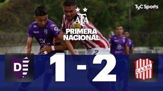 Villa Dálmine 1 vs. San Martín (T) 2 | Fecha 17 | Primera Nacional 2019/2020