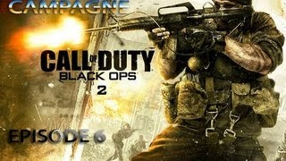 Black ops 2 : Mode Campagne | Renseignement | Episode#6