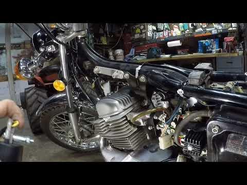 Honda Motorcycle Universal Parts Wiring