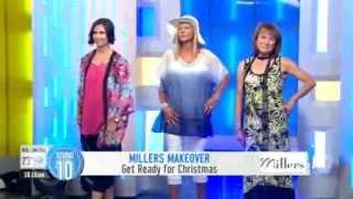 Millers - Studio 10 Live Christmas Makeover - Australia Thumbnail