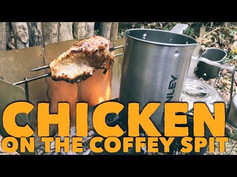 Chicken on the Coffey Spit.