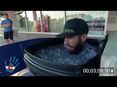 Ice Bucket Challenge with a twist | Extreme Ice Bath Challenge