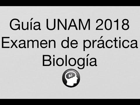 Guía Biología UNAM 2018 Área 2
