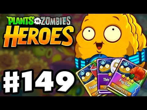 Wall-Knight STRATEGY DECKS! - Plants vs. Zombies: Heroes - Gameplay Walkthrough Part 149