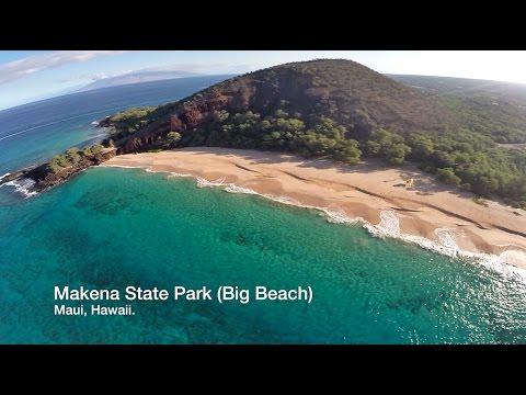 Big Beach Makena State Park Maui Hawaii