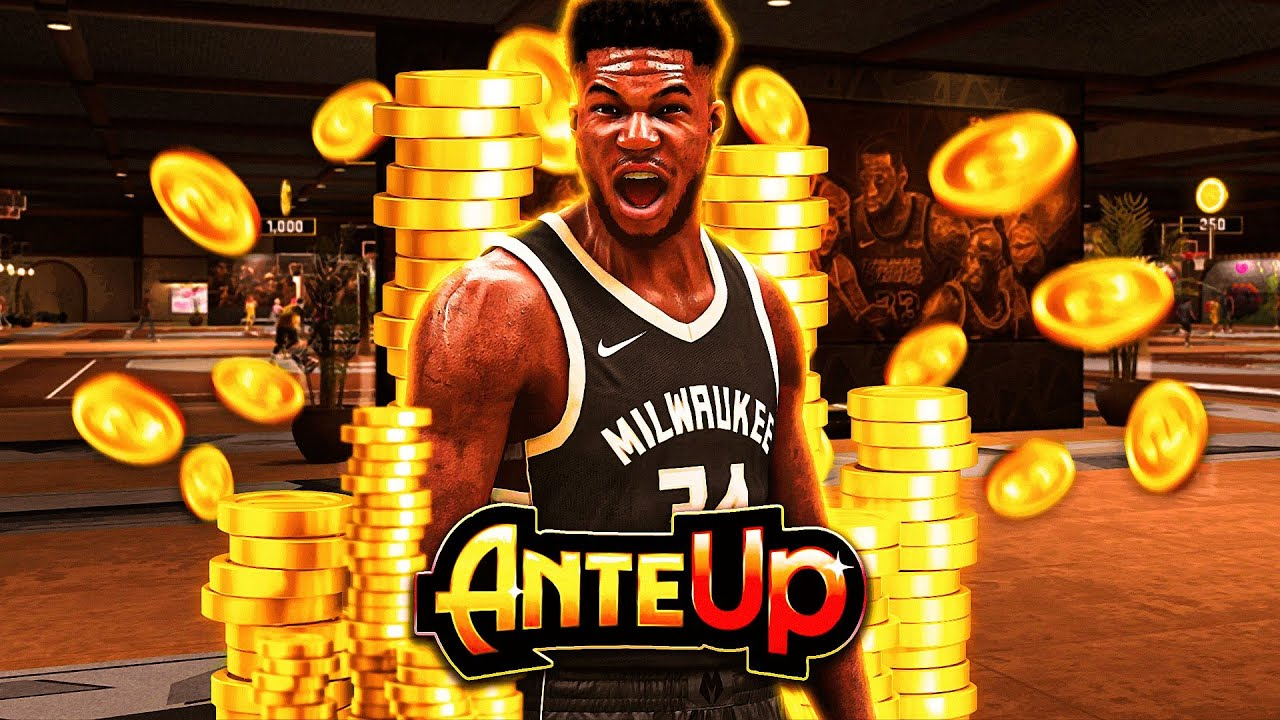 GIANNIS ANTETOKOUNMPO BUILD CANNOT LOSE at the STAGE on NBA 2K21