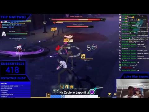 Live Stream z aktualnie z SoulWorker Lecimy Jinem od początku