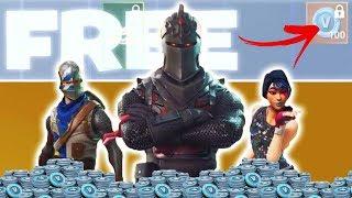 HOW TO GET FREE VBUCKS / BATTLE PASS | Fortnite Battle Royale