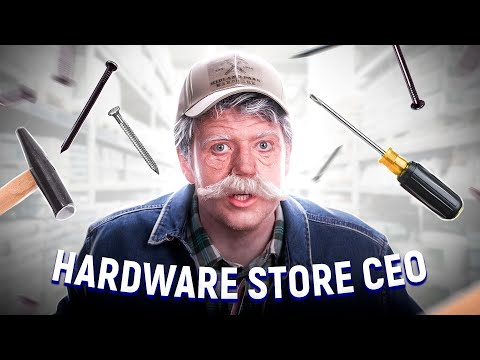 Hardware Store CEO: We're Rebranding (For Some Reason)