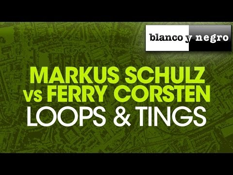 Markus Schulz Vs. Ferry Corsten - Loops & Tings (Official Audio)