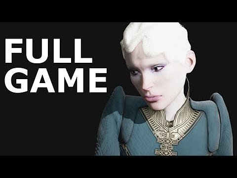 ECHO - Full Game Walkthrough Gameplay & Ending (No Commentary) (Indie Action Adventure Game 2017)
