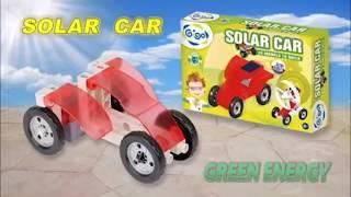 конструктор Gigo Solar Buggy 7399