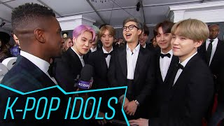 Baixar BTS Share Their Dream Collaboration Stars… & You Won't Believe Who! | Access