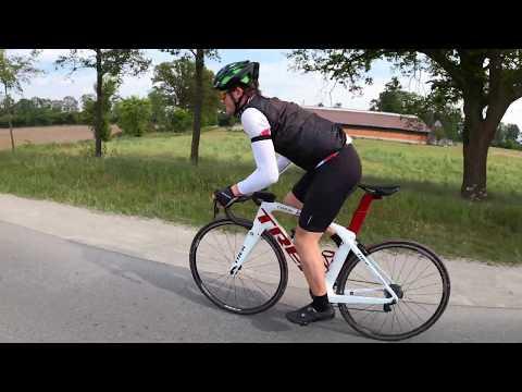 Зеркало на гоночном велосипеде? Corky, The Beam