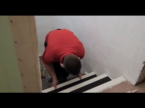 How To Make Steps Safe With Slip Resistant Stair Treads | Watco