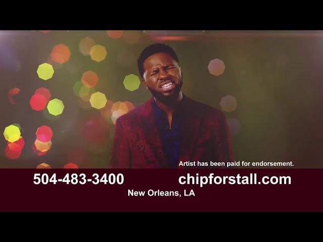 R & B Artist Brandon Tarell endorses Personal Injury Attorney Chip Forstall