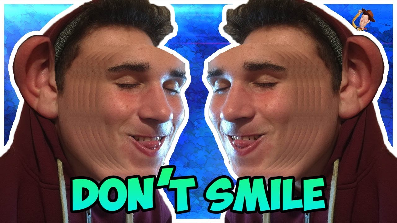 Do Not Smile Or Laugh