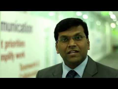 Mr Ravi Kumar, Head HR at Roche Diagnostics India Pvt Ltd