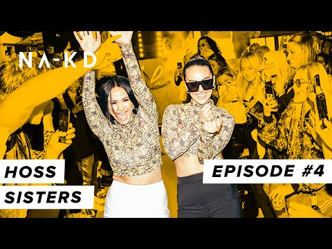 Hoss X NA-KD Star Studded Launch Event | Episode 4