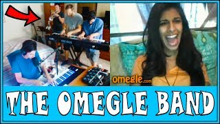 Piano Trio RETURNS To Omegle With Trumpet!!
