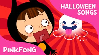 The Little Ghost | Halloween Songs | PINKFONG Songs for Children