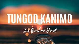 Tungod kanimo with Lyrics By Jun Gamboa Band | New Bisaya chtistian song with lyrics