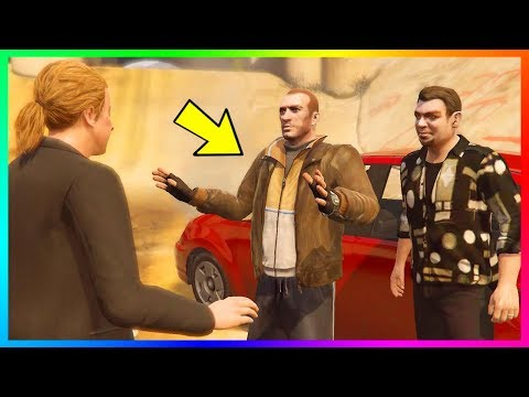 10 Grand Theft Auto Characters That SHOULD Be In GTA 5! |