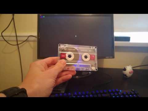 Data Cassette Demo