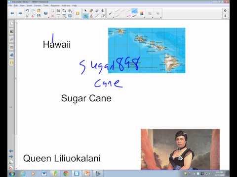 Hawaii Annexation