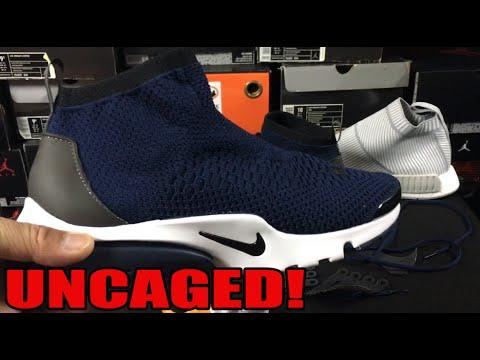 Nike Flyknit Presto Uncaged