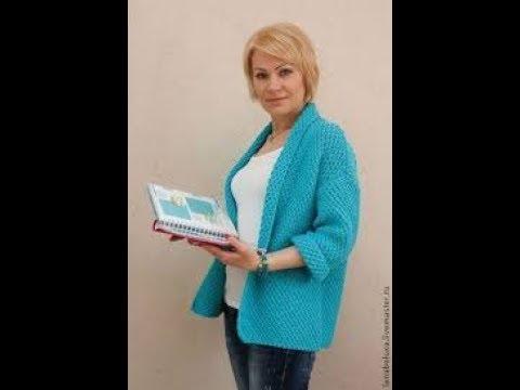 Вяжем Спицами - Изысканные Кофты, Кардиганы и Жакеты 2019 / Knit With Spice Exquisite Cardigans