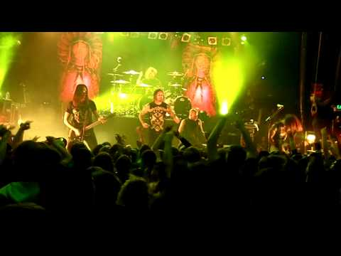 As I Lay Dying - 94 Hours LIVE