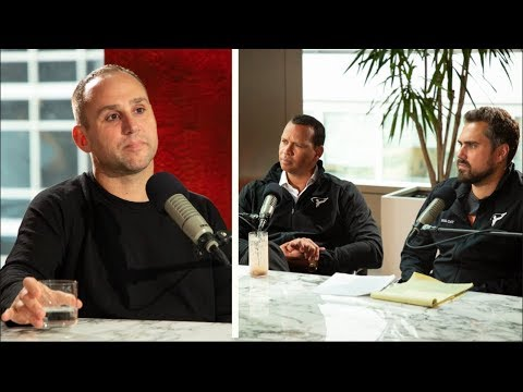 Alex Rodriguez X Big Cat Interview 76ers and New Jersey Devils Owner Michael Rubin - The Corp