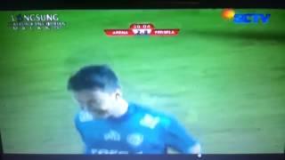 Gol Hamka Arema Vs Persela 6 Nov 2016 Di Kanjuruan