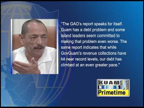 GAO report: Guam