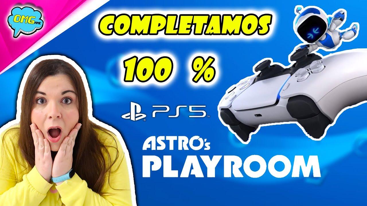 MI PRIMERA VEZ CON PS5 😱 Jugando con mi novio Astro's Playroom - Reaccionamos a la PLAYSTATION 5
