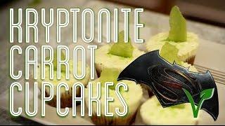 Vegan Kryptonite Cupcakes | Kofi
