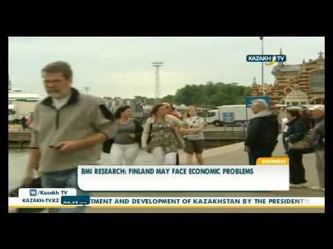 BMI research: Finland may face economic problems - KazakhTV