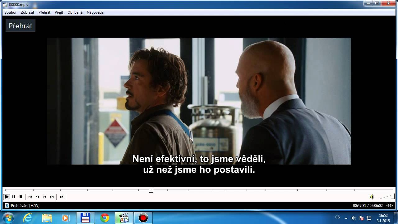 Media Player Classic Home Cinema Bluray Playback With