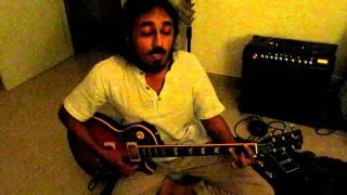 Koi Saya Zilmilaya -Ghazal Hariharan Zakir Hussain - Hazir - Indian Singing Guitar