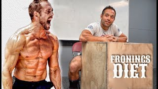 Rich Froning Talks Diet (Macros, Testosterone, Meals)