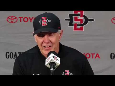 SDSU FOOTBALL: ROCKY LONG, JUWAN WASHINGTON & KYAHVA TEZINO POSTGAME vs. HAWAI'I