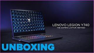 Lenovo Legion Y740 - Recensione e Unboxing
