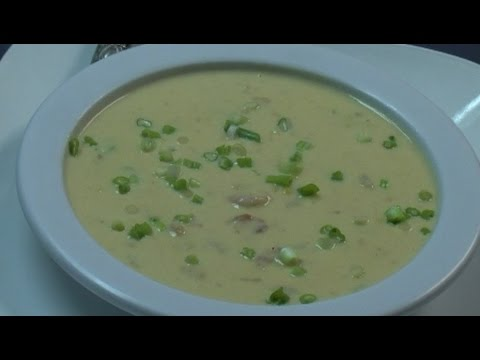 Shrimp and Corn Soup Recipe on Castin' Cajun