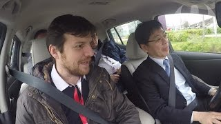 The Guardian test drives a driverless car (it doesn't go well)