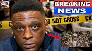 Lil Boosie Robbed Of 50K Worth Of Jewelry In ATL!!