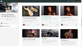 Baixar Inside The Ultimate Virtuosity Mega Pack for Guitar Mastery