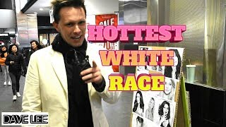 Which WHITE RACE Is The MOST BEAUTIFUL?