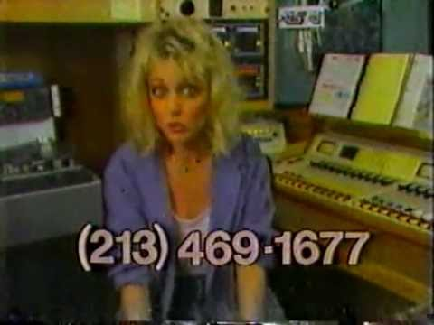 1985 Columbia School of Broadcasting Commercial